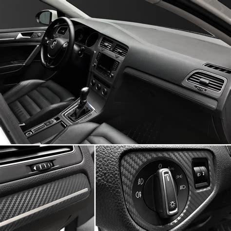 Stiker 3d Mobil stiker vinyl carbon fiber mobil car wrap 3d multifungsi 127 x 30 cm gray jakartanotebook