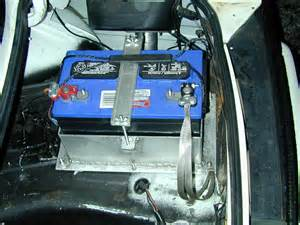 Accidentally Connected Car Battery Backwards Battery Wiring