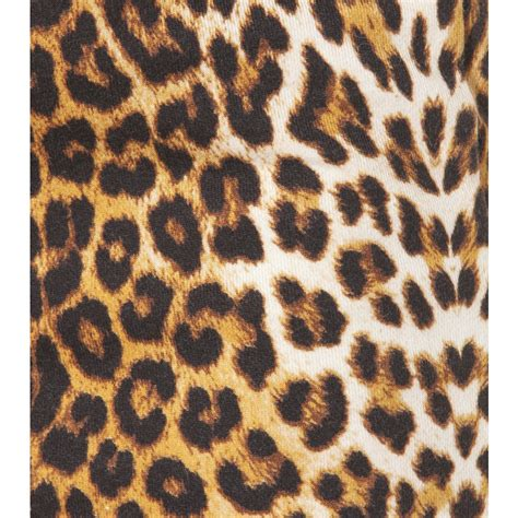 Animal Print Items To Go For by 3 1 Phillip Lim Leopard Print Cotton Dress In Brown Lyst