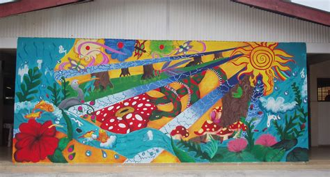 school wall murals school mural by muzicfan7 on deviantart