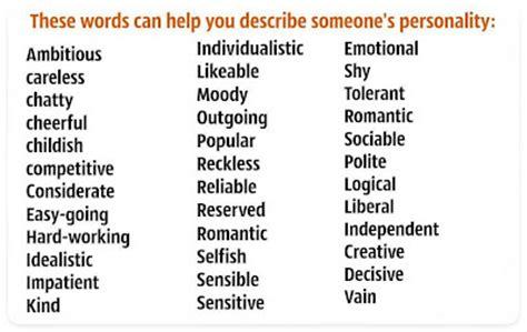 College Application Essay Describe Yourself words to describe yourself for college essays