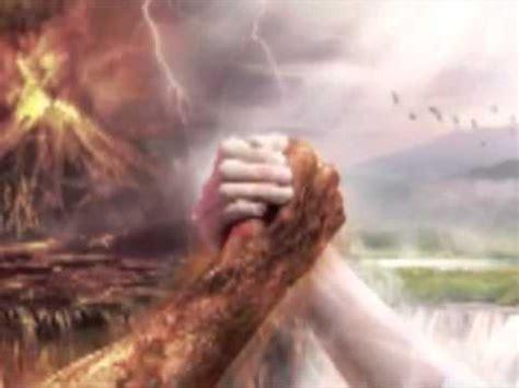 imagenes de dios venciendo a satanas jes 250 s vs diablo youtube
