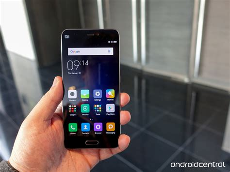 xiaomi mi5 xiaomi mi 5 hands on an incredible phone on many levels