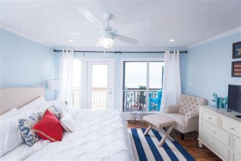 beach house bedrooms americana master bedroom from beach flip beach flip hgtv