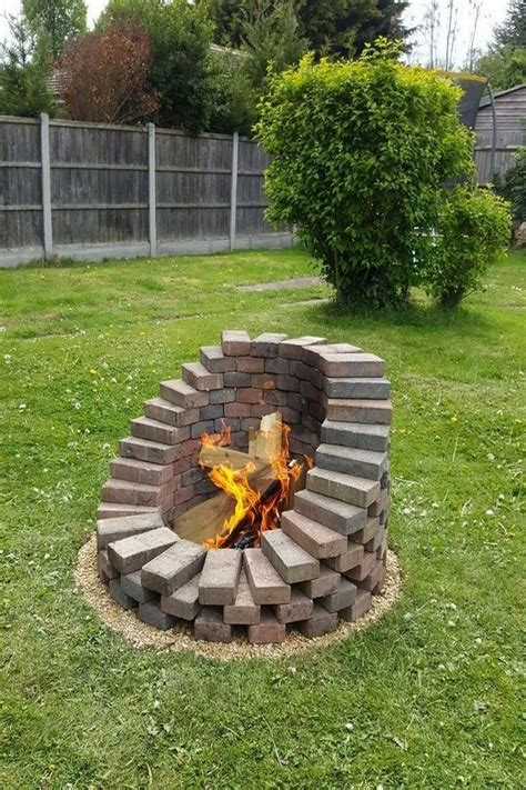 affordable cheap fire pit ideas