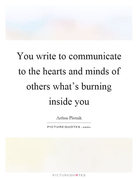 when affairs inside the hearts minds of in two relationships books you write to communicate to the hearts and minds of others
