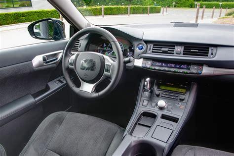 lexus hybrid ct200h interior live lexus ct 200h interior photos lexus enthusiast