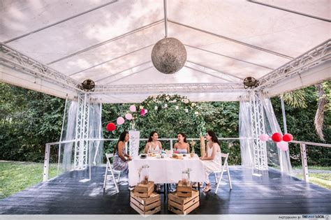 Baby Shower Venues In Singapore by 8 Garden Venues In Singapore For Mini Celebrations