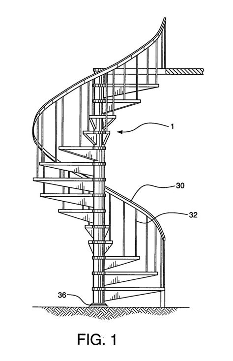section drawing of staircase best 25 spiral staircase dimensions ideas on pinterest