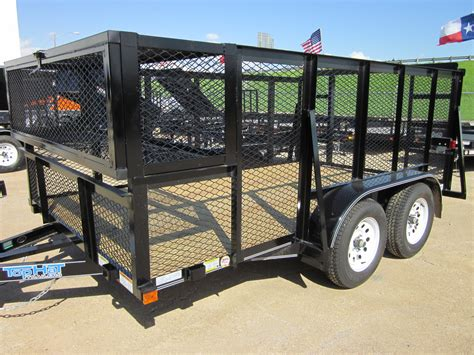 landscape trailers enclosed cargo