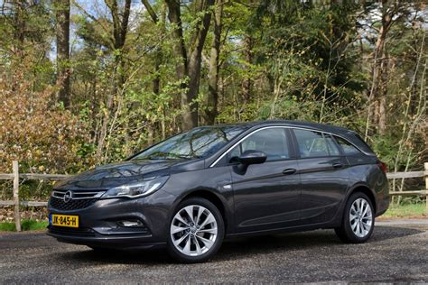 Opel Astra Sport Tourer by Test Opel Astra Sports Tourer 2017 Autokopen Nl