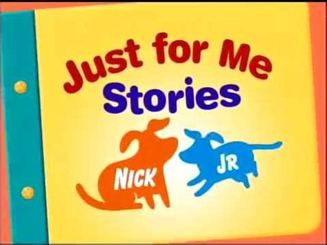 babys just as as me nick jr just for me stories baby 2000