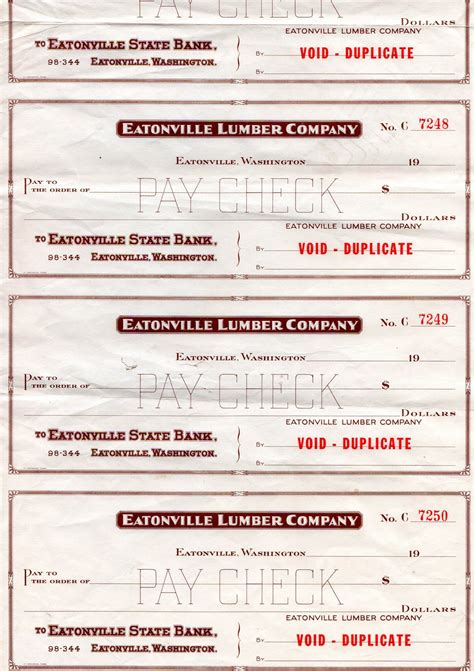 Company Background Check Eatonville To Rainier 187 Eatonville Lumber Company Checks