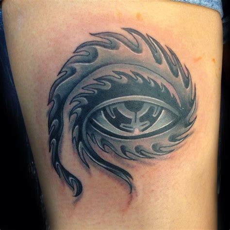 tool eye tattoo tool eye arth peralta