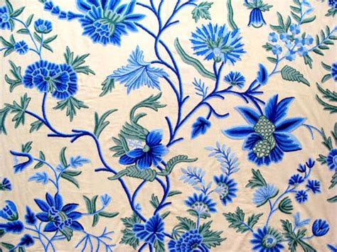crewel curtain fabric crewel curtain fabric blue patels crewel curtain fabric