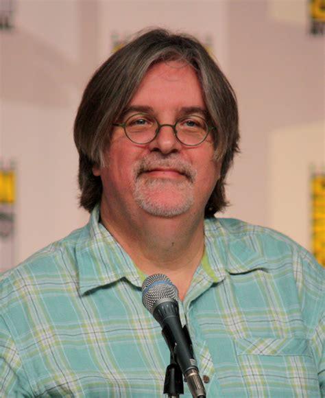 Bruno Mat by File Matt Groening By Gage Skidmore Jpg