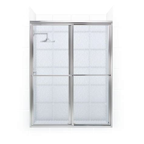 Coastal Shower Doors Paragon Series 40 In X 66 In Framed Shower Door Bar