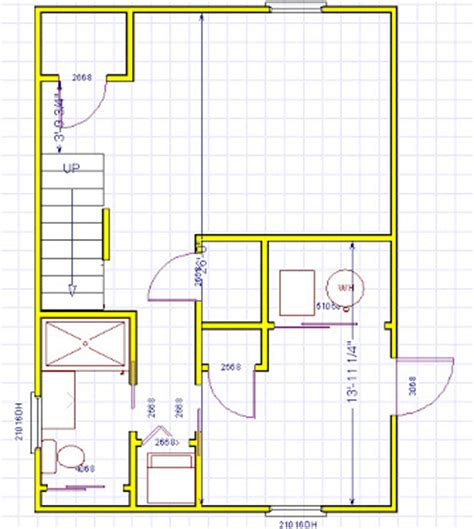 basement floor plans with stairs in middle diy wued here beehive plans