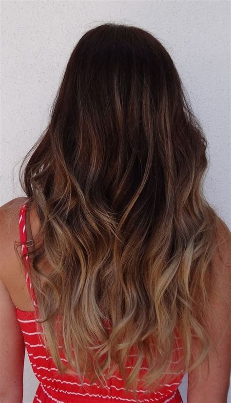 light brown ombre hair ombre hair color ideas trendy ombre hairstyles