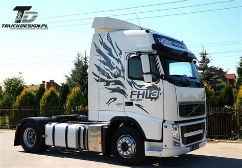 Lkw Aufkleber Volvo by Volvo Fh Stickers For Fh12 Fh13 Fh16 Set Of
