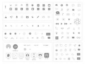 apple ios 7 icons natives and basics sketch freebie