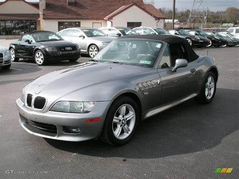 Home Interior Paint by 2002 Sterling Gray Metallic Bmw Z3 2 5i Roadster 7013292