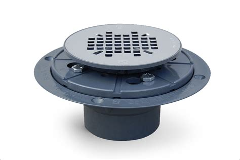 Shower Drain Pan shower pan drains new gray color sioux chief