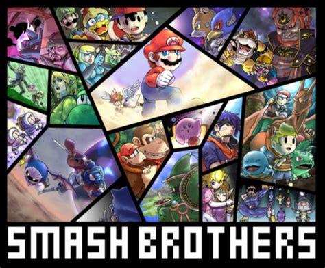 Kaos Mario Bross Mario Artworks 04 smash bros artwork hopefully smash bros 4 will