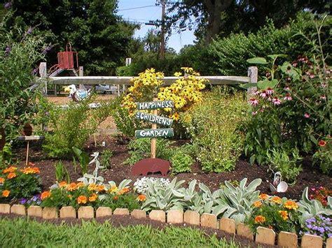 Childrens Garden Ideas Children S Garden Ideas Outside