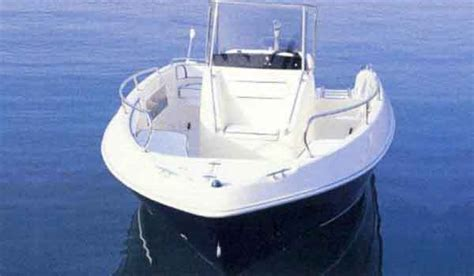 18 foot fishing boat 18 ft center console allmand boats fishing boats