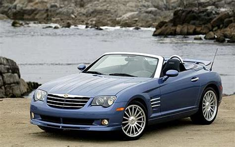 2005 chrysler crossfire srt 6 roadster exclusive road