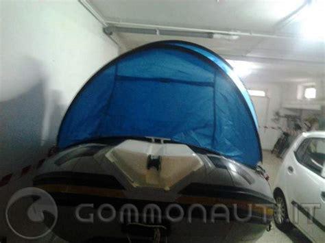 tenda per gommone trasformare una minintenda in tenda per gommone