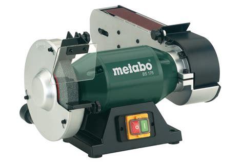 metabo bench grinder review metabo bs 175 601750000 bench grinder