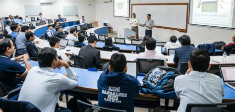 Iim One Year Mba by Iim B S One Year Mba Class Connects With Startups At