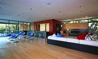 bill gates living room a house designed by bill gates architect is on the market
