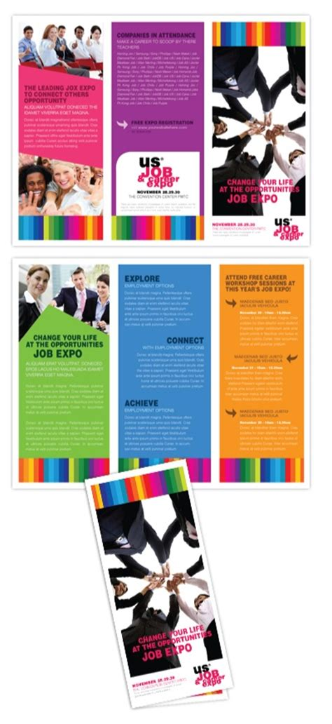 pin by dlayouts com on creative brochure templates