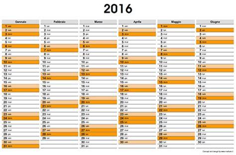 calendario 2016 mensile plan planner 2016 il calendario planner da scaricare e stare