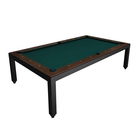 black powder coated fusion pool table wood top ebay