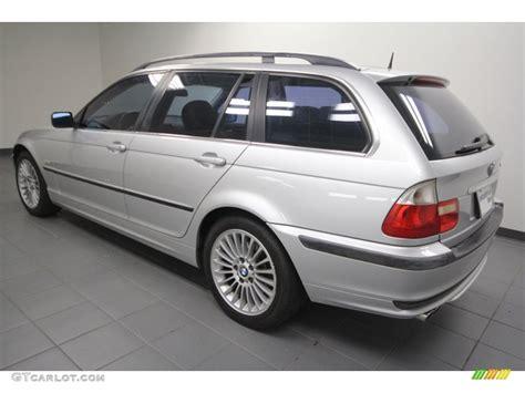2001 Bmw 325xi by Titanium Silver Metallic 2001 Bmw 3 Series 325xi Wagon
