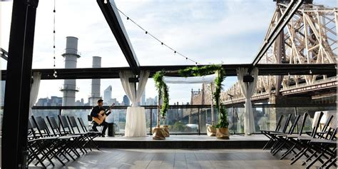 wedding packages in island new york penthouse808 rooftop at ravel hotel weddings