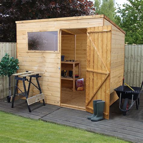 How To Build A 8 By 10 Shed