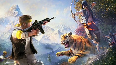 far cry game wallpaper far cry 4 2014 wallpapers hd wallpapers id 14002