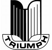 Triumph Car Logo  And Boat Stickers Logos Vinyl