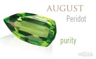 what color is august birthstone celebrates birthstones peridot the gemstone born