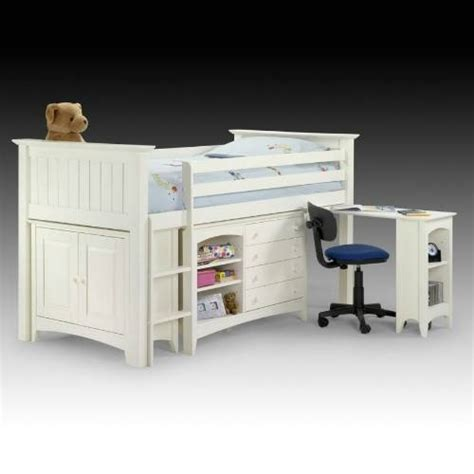 Cameo Bunk Bed Cameo Painted Sleep Station Bunk Beds Pine Solutions Findmefurniture