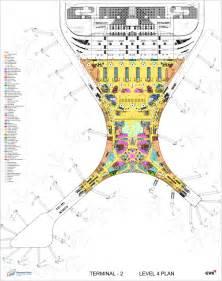 Airport Terminal Floor Plans Gallery Of Chhatrapati Shivaji International Airport
