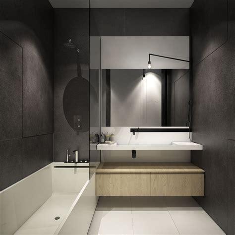tips   arranged modern small bathroom