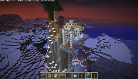 casa di ghiaccio la casa di ghiaccio minecraft project