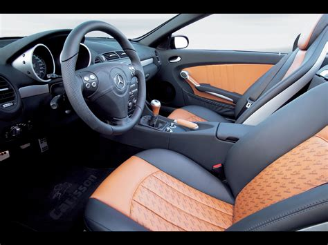 Per By H R Untuk Mercedes W171 Slk Type R171 Slk 200 2005 carlsson mercedes slk r171 interior