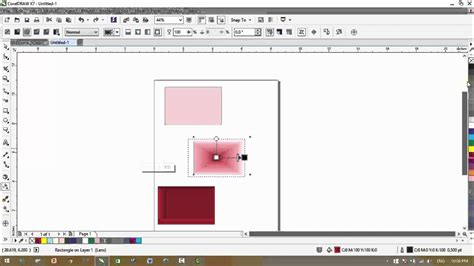 corel draw x7 tools pdf coreldraw x7 tutorials transparency tool youtube